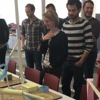 Séminaire Envisol – Simulation d'entreprise « Theme Park »