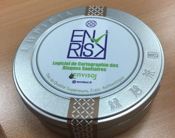 Teaser Envirisk – Notre tout nouveau logiciel de cartographie des risques sanitaires