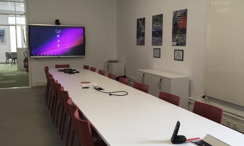 Louer notre salle de réunion ou l'un nos box de travail
