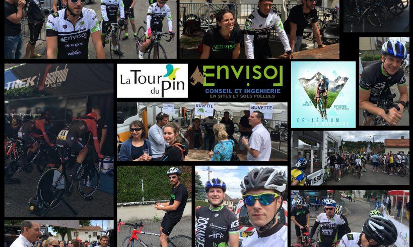 Critérium du Dauphiné – Envisol aux côtés des élus et de ses partenaires