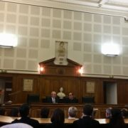 Audience de rentrée solennelle du Conseil des Prud'hommes pour Anne-Gaëlle DAZZI