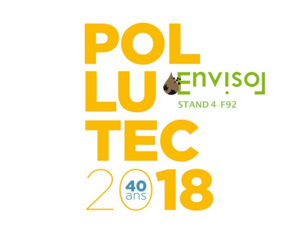 EVENEMENT > VENEZ NOUS RENCONTRER SUR LE SALON POLLUTEC À LYON, DU 27 AU 30 NOVEMBRE 2018